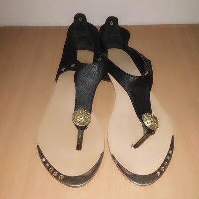 Жіночі літні босоніжки сандалі вєтнамки
