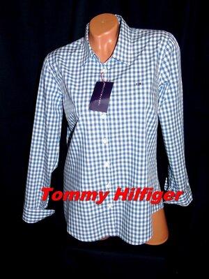 Продано: TOMMY HILFIGER Шикарная брендовая рубашка - L - M