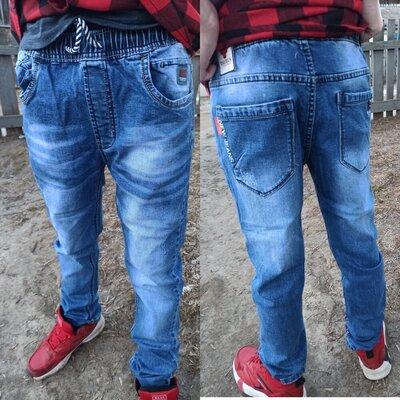 Продано: Бомбезні джинси для хлопчиків. В наявності розмір 140,158