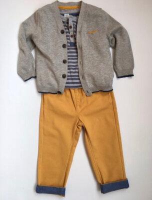 Продано: Комплект джинсы, реглан, кофта