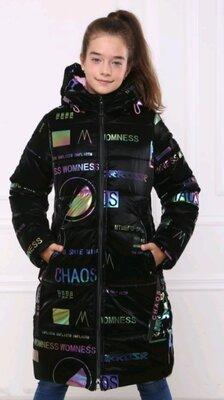 Пальто зимнее для девочек от 140 до 158р, новинка зимы, тренд сезона, качество