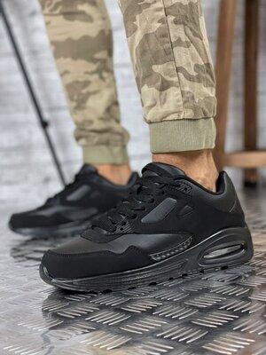 Кроссовки мужские Air Max, черные