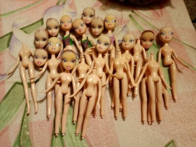 Куклы Барби Братц Винкс Монстер Хай Эвер Афтер Кукла Mattel одежда обувь детали запчасти аксессуары