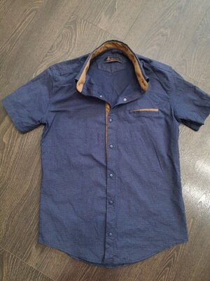Продано: Обалденная рубашка на подростка
