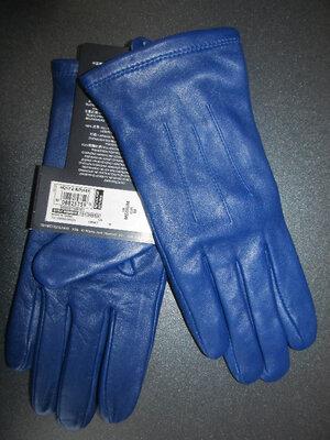 Натуральная кожа перчатки M&S р.М