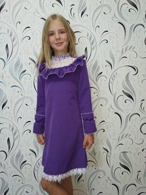 Школьная форма, платье школьное, платье для школы
