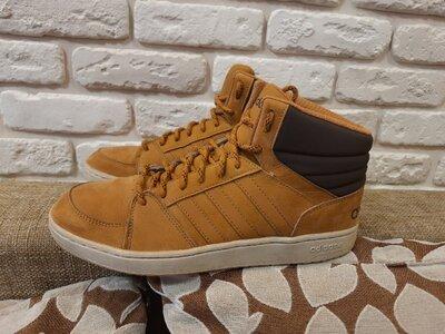 Продано: Ботинки деми, хайтопы Adidas оригинал . Размер 44-45 стелька 29 см .