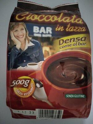 Гарячий шоколад Ristora Densa 500г Италия