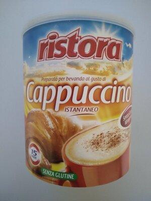 Капучино Ristora Cappuccino 250г Италия