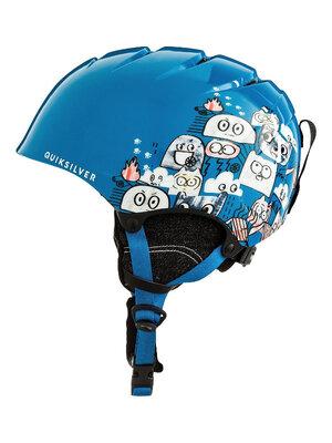 Шлем дет. QUIKSILVER THE GAME DAPHNE BLUE ANIMAL PARTY р 52-56