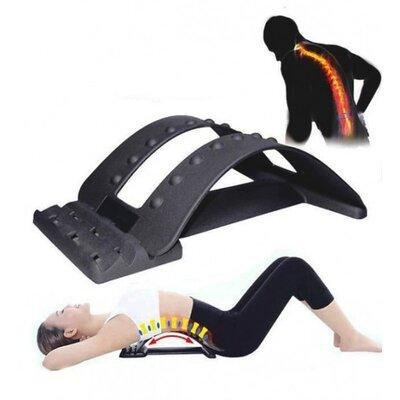 Тренажер массажер мостик для спины и позвоночника Magic back support