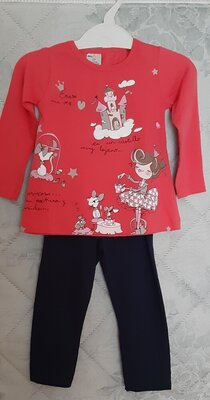 Комплект костюм на девочку Турция