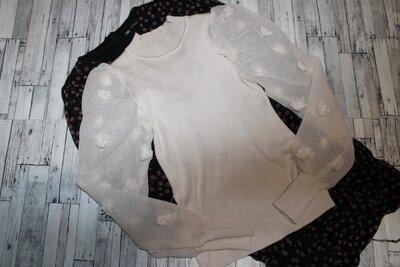интересная блуза гольф by clara paris