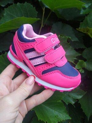 Кроссовки для девочек Тм Clibee 21-26