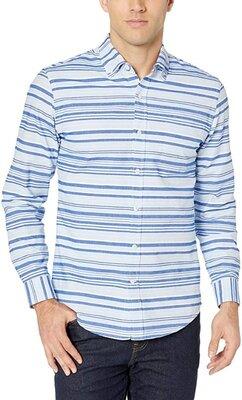 хлопковая рубашка Amazon Essentials размер XXL