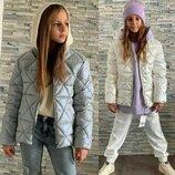 Куртка на девочку демисезонная фирмы Zara
