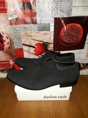 Чоловічі фірмові туфлі taylor wright 45 розмір,