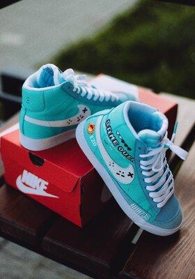 Женские кроссовки Nike Blazer Game Over