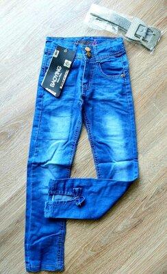 Стильные джинсы для девочек