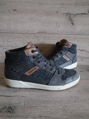 Хай-Топы кроссовки ботинки Lowa Seattle Gore-tex GTX QC 44р 28 см