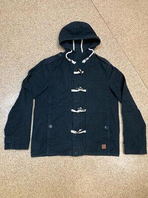 Черная мужская куртка, ветровка, куртка ветровка на петлях