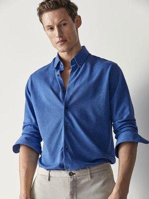 Сорочка/рубашка Massimo Dutti Knit Shirt