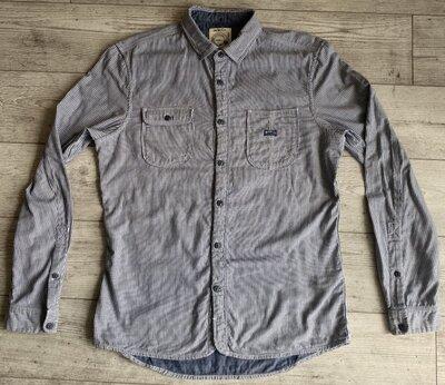 Сорочка/рубашка Diesel Slim Fit Striped Casual Shirt