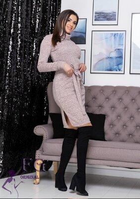 Ангоровое платье 42 -52 размера Мадлен