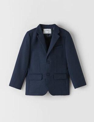 Пиджак для мальчика Zara, 11-12 лет, оригинал, Испания