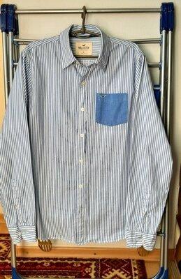 Продано: Мужская рубашка Hollister