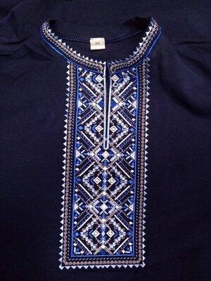 футболка вишиванка