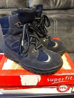 Зимние ботинки Superfit 29р 18 см