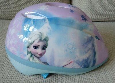 Шлем детский велосипед, ролики Disney Холодное сердце