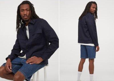 Продано: Куртка-Рубашка Нм, р.Л, новая