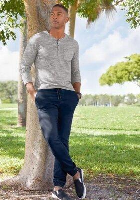 Продано: Деним джоггеры мужские брюки Livergy 54 р евро