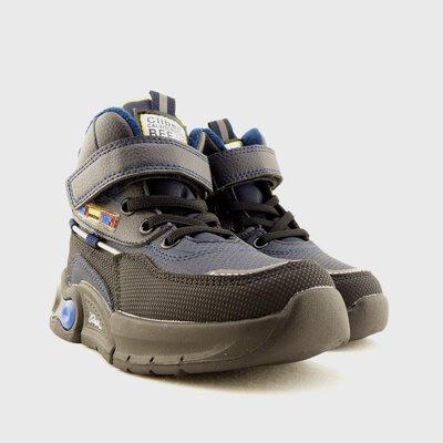 Демисезонные ботинки 27-32р clibee 509497,19