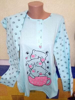 Пижама женская реглан штаны, Узбекистан