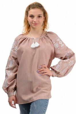 Продано: Женская вышиванка, цвета