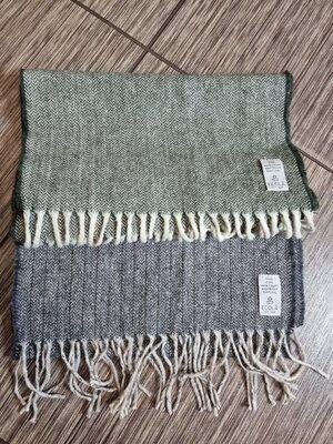Шикарный, стильный шарф из натуральной шерсти Ecola, оригинал