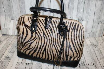 кожаная сумка edina ronay