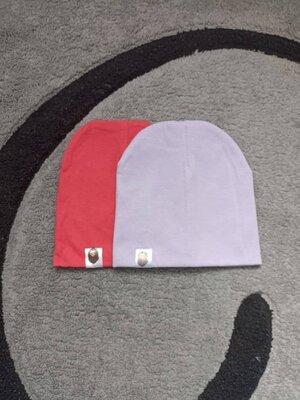 Шапка шапочка трикотажна