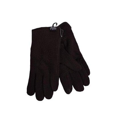 Перчатки мужские черные сенсорные зимние