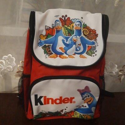 Рюкзак киндер