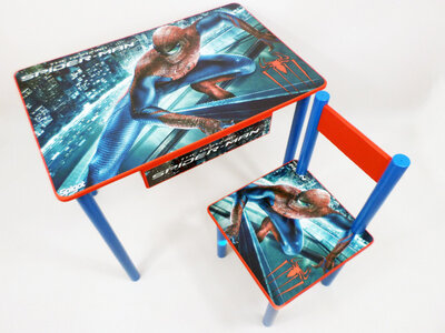 Детский столик и стульчик стол-парта стул до 7-8 лет варианты