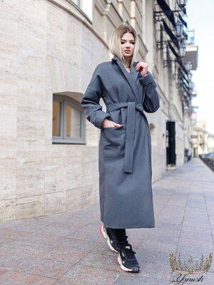 Осеннее пальто в стиле Зара
