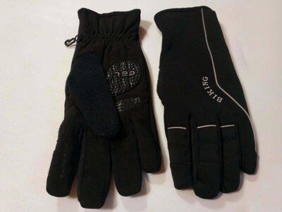 Фирменные немецкие велосипедные перчатки, термоперчатки Crane, 10 размер