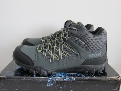 Ботинки мужские термо Regatta, водонепроницаемые, все размера