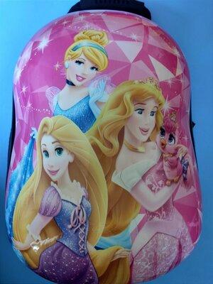 Детский пластиковый рюкзак Принцессы