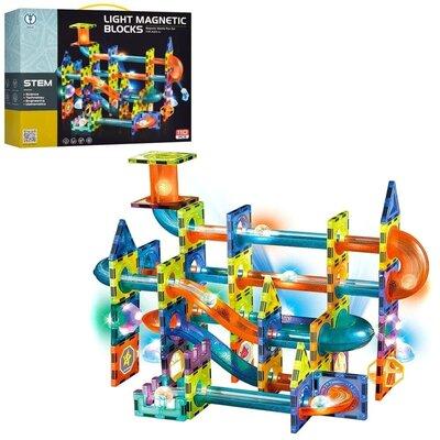 Продано: Магнітний конструктор 110 деталей