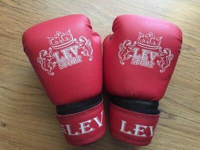 Перчатки Lev sport, размер 6.oz